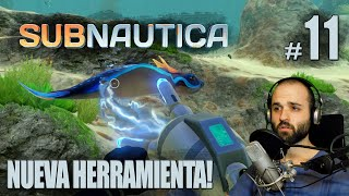 Subnautica #11 | PROPULSION CANNON | Gameplay Español