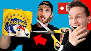 PokéTuber Reacts to Logan Paul's $1,000,000 Pokemon Box Opening