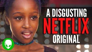 CUTIES - A Distขrbing Netflix Movie That Exploits Children