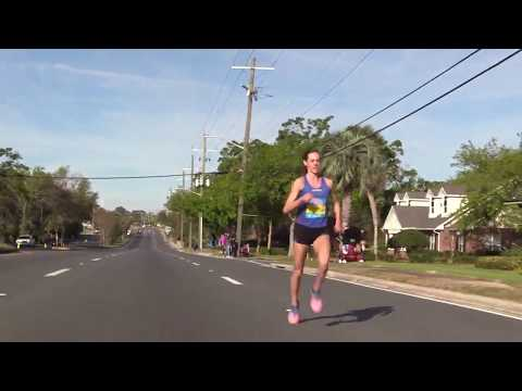 Molly Huddle hammers the green monster solo