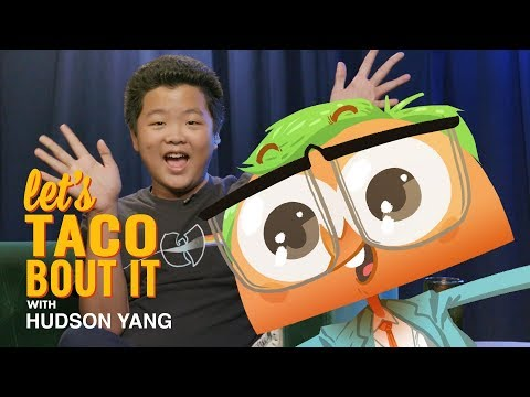 We Taco to Hudson Yang I Let's Taco 'Bout It