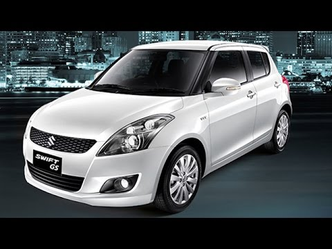 Suzuki Swift GS With Projector Headlamps Launched In Indonesia