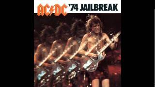 AC/DC - Show Business - Album: '74 Jailbreak [HQ]