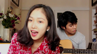 Avril Lavigne - Smile ( Acoustic cover) | Bommie ft. Jack Carry On