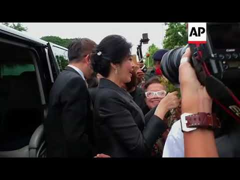 Verdict expected in trial of former PM Yingluck Shinawatra