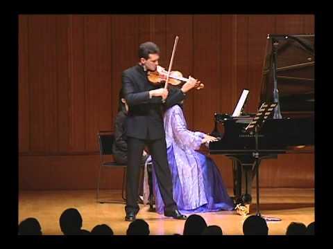 Debussy: Violin Sonata - I. Allegro vivo, Svetlin Roussev, Haruko Ueda