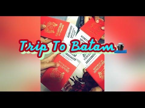 Trip To Batam ( VLOG )