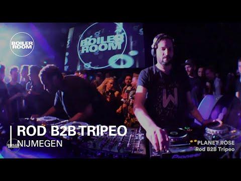 ROD b2b Tripeo Boiler Room Nijmegen DJ Set