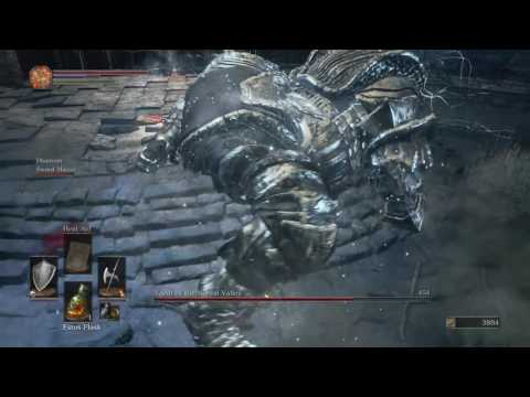 DARK SOULS™ III -  Herald Vordt of the Boreal Valley