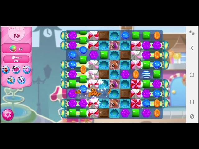 Aventure des rapides arc-en-ciel Candy Crush Saga