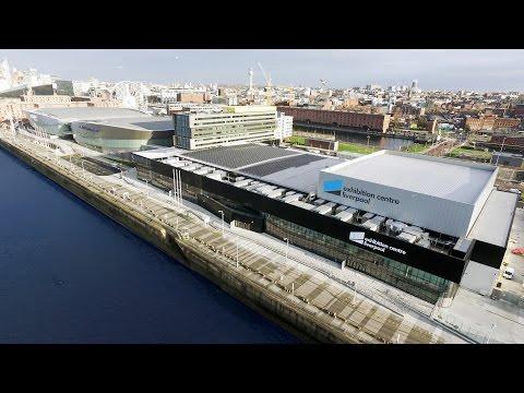 Exhibition Centre Liverpool Showcase
