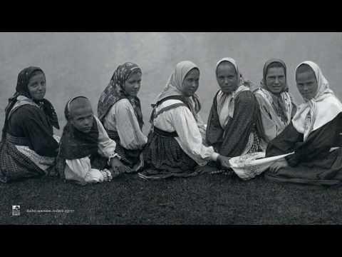 Крестьяне в царской  России . Забытые фото