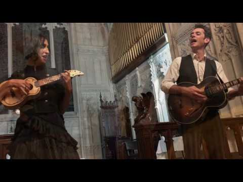 """Charming Disaster: """"Sympathetic Magic"""" (Live at the Green-Wood Cemetery, Brooklyn, NY)"""
