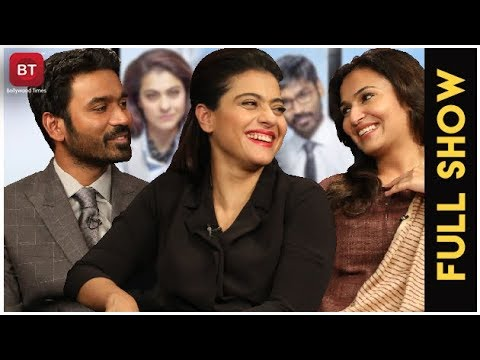 VIP 2 Movie | Kajol , Dhanush & Soundarya Rajnikanth | Full Exclusive Interview | Must Watch