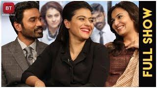 VIP 2 Movie   Kajol , Dhanush & Soundarya Rajnikanth   Full Exclusive Interview   Must Watch