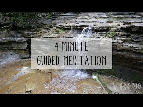 4 Minute At Work Guided Meditation