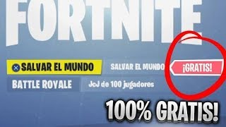 *Tip* to have SAVE THE WORLD Free! - Fortnite(XBOX-PS4 & PC)