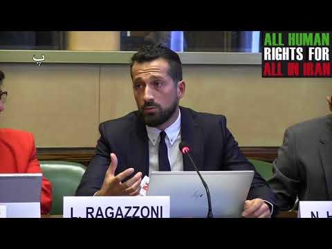 Luca Ragazzoni, Dr  AhmadReza Djalali, Iranian Scientist in Prison, Farsi