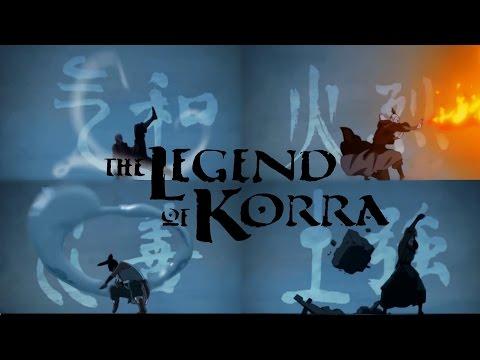 """Legend Of Korra AMV: Book1-4 (""""aLIEz"""" Aldnoah.Zero: AmaLee)"""