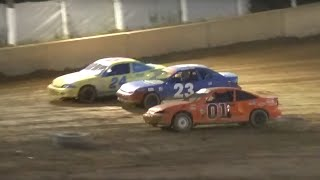 Old Bradford Speedway | Mini Stocks