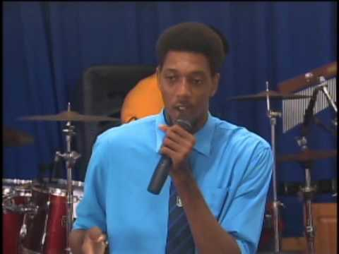 Time of worship and praise at S.G.B.C Grenada