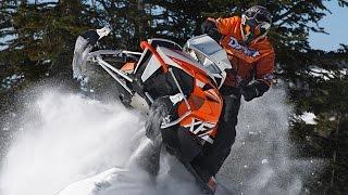 2016 Snowmobile Overview