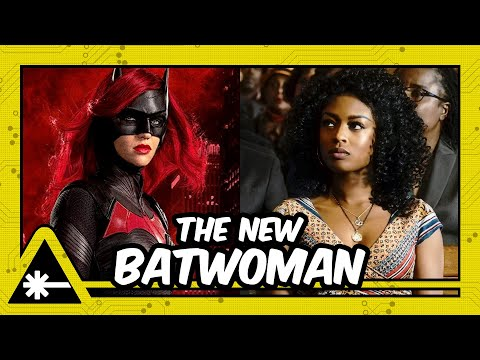 Everything We Know About the NEW Batwoman! (Nerdist News w/ Dan Casey)