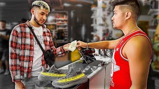 Selling Hypebeasts Fake Yeezys