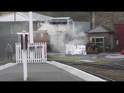Isle of Man Steam Railway 14th October, 2017