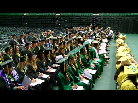Colorado State University College of Agricultural Sciences Spring 2016 Commencement
