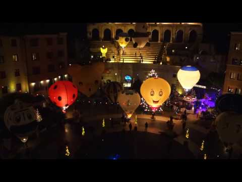 balloon-glow-on-the-piazza-at-hotel-colosseo