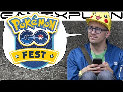 Talking Pokémon Go Fest's Failures With Ryan Copple, the Reddit-Famous Pikachu-Hat Attendee