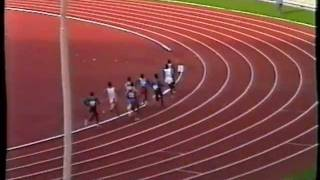 Ю.Борзаковский-Всемирные юношеские игры-1998 Москва