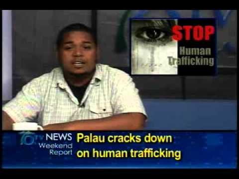 Palau Cracks Down On Human Trafficking