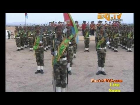 Sawa 28th Round National Service Military Parade 2015