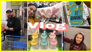 Tenía que salir algo mal 😔 comprando decoración para mi suegra/  family vlogs aurora elizondo