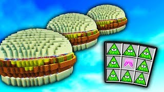 KRASSE RÜSTUNG & LECKERE BURGER | LUCKY RACE OP BATTLE
