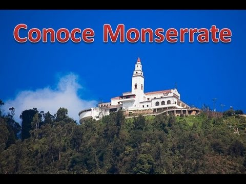 Monserrate Bogotá Colombia Travel Guide Best Places to Visit FULL HD