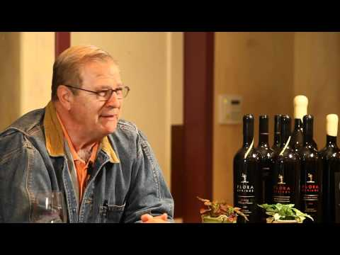 Flora's 100 - Webisode 4 - Meet John Komes - History of Flora Springs Winery Part 1 - click image for video