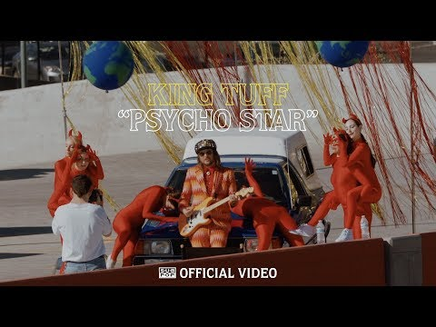 King Tuff - Psycho Star [OFFICIAL VIDEO]