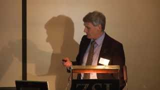 Dr John Turner speaks on Darwin Initiative projects at Chagos 20/20, the CCT Conference 2013.