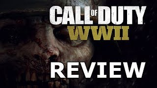 Call of Duty: WWII Review - Best Game in the Series? (Xbox One/PS4)