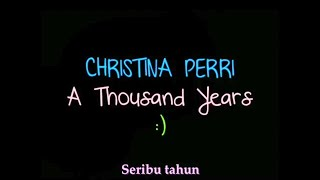 Video Terjemahan lirik A thousand years-Christina Perri by Winny Berliana download MP3, 3GP, MP4, WEBM, AVI, FLV Juni 2018