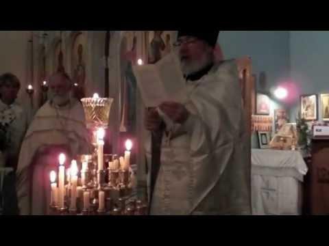Russian Orthodox Pascha 2012 St. Xenia's Parish