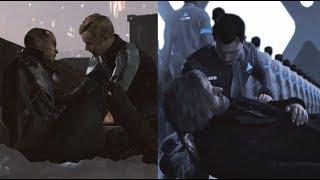 Connor x Hank | Markus x Simon