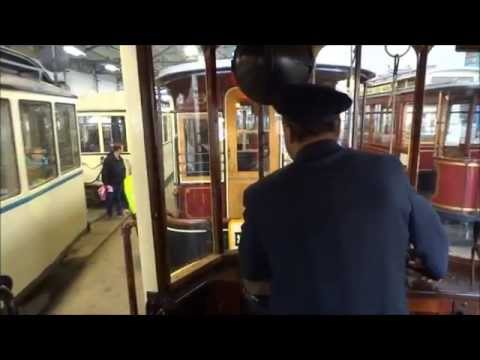 Leipzig city tour in a vintage tram