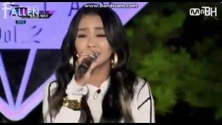 Unpretty Rapstar 2 Hyorin Heize