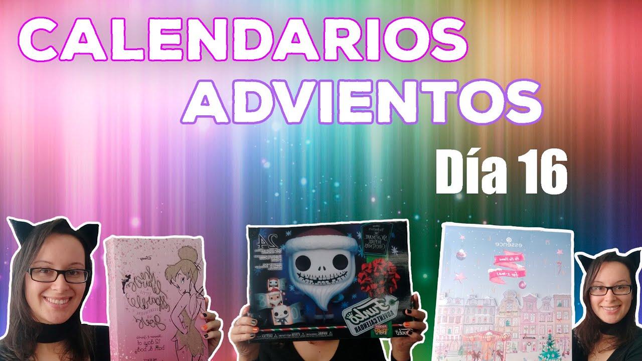 CALENDARIOS DE ADVIENTOS 2020 | Essence,Hola princesa y Funko pop | DÍA 16