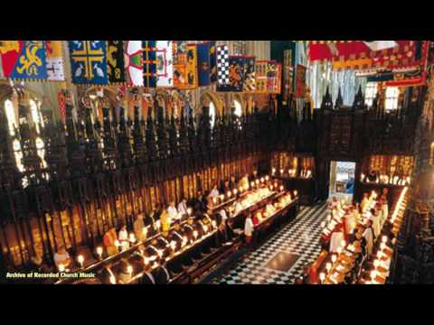 """Parry's """"Great Service"""": St George's Windsor 1988 (Christopher Robinson)"""