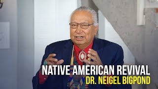 Native American Revival - Dr Neigel Bigpond on The Jim Bakker Show